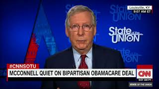 Mitch McConnell's full 'State of the Union' interview