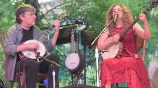 Béla Fleck & Abigail Washburn   Rockygrass   gratefulweb.com