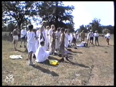 Summer Camp 1996 at Glemham Hall