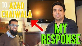 My Response to Azad Chaiwala sb   Degree Vs Skill YouTube Videos