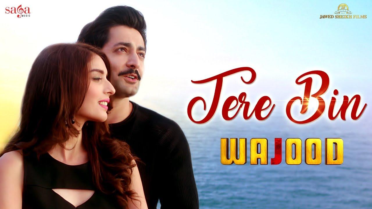tere bin wajood love song danish taimoor saeeda imtiaz hindi song youtube