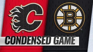 Calgary Flames vs Boston Bruins – Sep.19, 2018 | Preseason | Game Highlights | Обзор матча