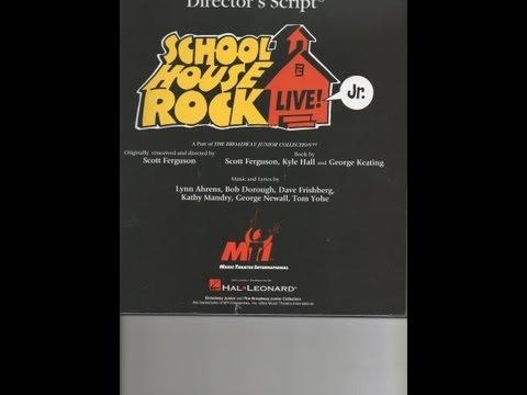 Conjunction Junction Lyrics from School House Rock JR