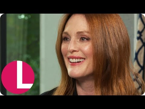 Julianne Moore on 'Kingsman: The Golden Circle' and Having a Normal Life   Lorraine