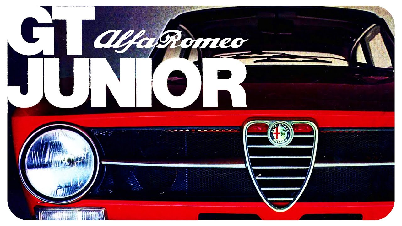 The Timeless Charm of the Alfa Romeo GT Junior