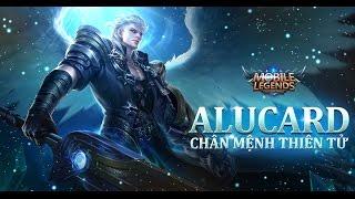 Mobile Legends- Chân Mệnh Thiên Tử- Alucard