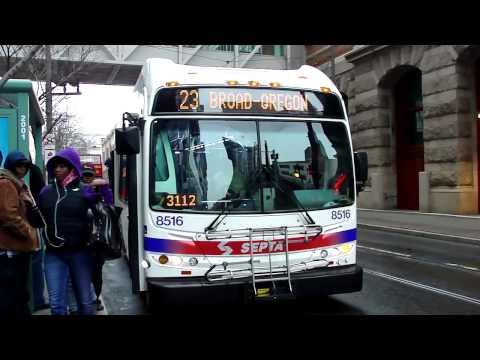 Southeastern Pennsylvania Transportation Authority : Buses Around Market Street