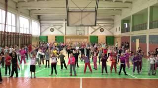 Olimpiska diena Ostvalda vidusskolā!