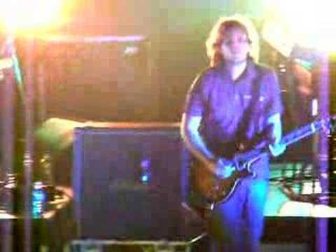 Starsailor, Tie Up My Hands, Live, Middlesbrough 2 Oct  2007