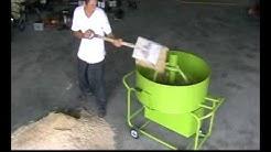 New Generation of Concrete/Mortar Mixer