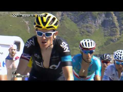Tour de France 2015 Stage 11 Highlights