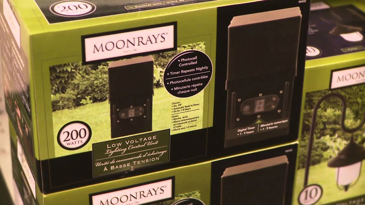 Moonrays Low Voltage Lighting At The