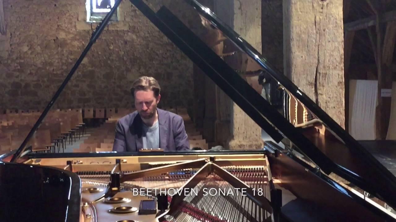 Extrait Des Fetes Musicales En Touraine Grange De Meslay Youtube