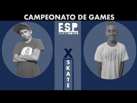 CGESP- Tarik Freitas Vs Vinícius Gomes- 3º Turno