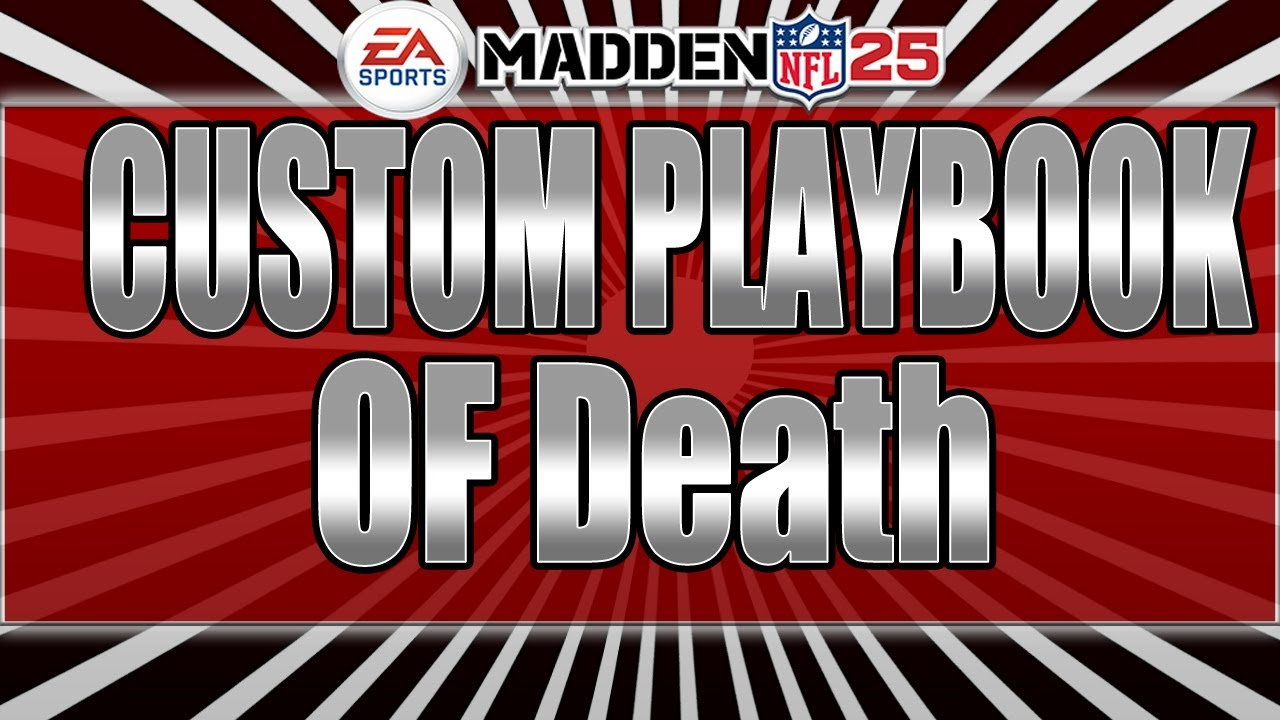 Which playbook has the most read option plays? - Madden NFL 25