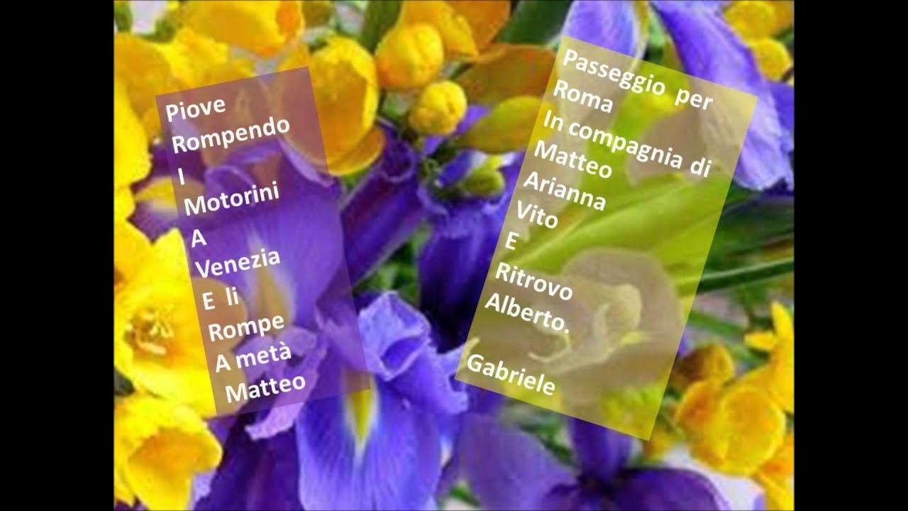 Único Primavera Hoja Poema Acróstico Embellecimiento - hoja de ...