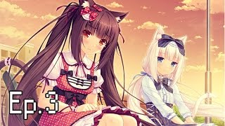 I WANT TO BE WITH MY MASTER FOREVER!! | NekoPara (Ep.3)