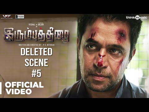 Irumbuthirai - Deleted Scene 05 | Vishal,...