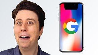 If Google Took Over Apple