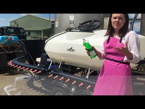 STALLION PLASTICS: MOBILE MIXER TANKER FEEDER- HOW TO CLEAN