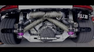 OD Racing ODR Tuned R8 V8 Twin Turbo CFI Design