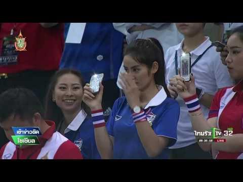 ย้อนรอยความรัก ดารา-นักฟุตบอล | 10-06-59 | เช้าข่าวชัดโซเชียล | ThairathTV