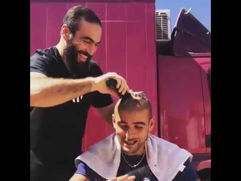 se raser les cheveux