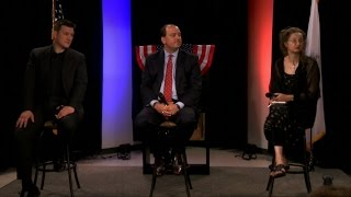 Senatorial Debate - July 21 2016