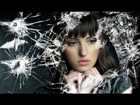 Уроки фотошопа Эффект битого стекла