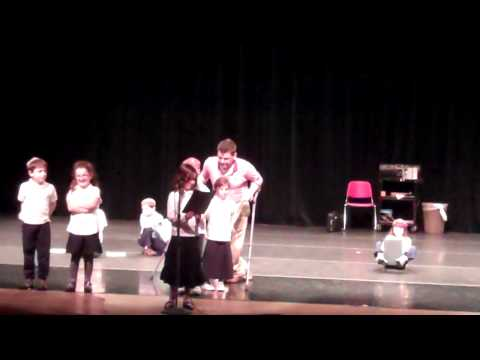 Friedel Jewish Academy One Act Plays 2012