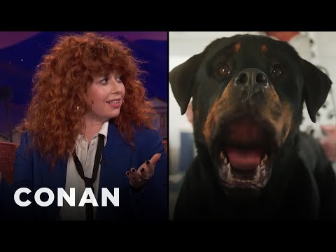 Natasha Lyonne Is Excited To Be In One Of The Great TalkingDog Pictures   CONAN on TBS