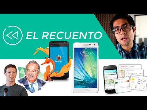 Galaxy A5 2015 actualizaría a Nougat, Carlos Slim y Bimbo por auto eléctrico mexicano
