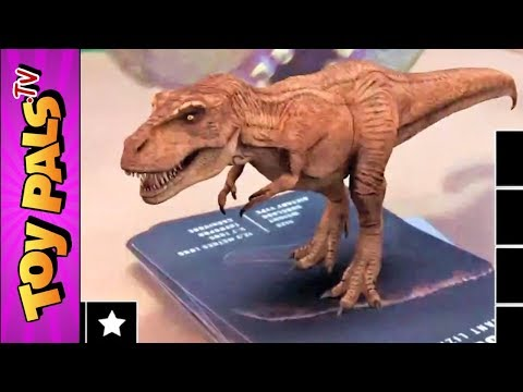 "DINOSAUR GAME ""4D+ Dinosaur Experience"" Make Dinosaurs Come to Life - Toy Dinosaurs"