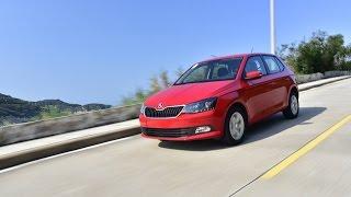 ŠKODA New FABIA 1.2 TSI 實惠的進口小型掀背車【Auto Online 汽車線上 試駕影片】