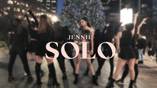 [KPOP DANCE IN PUBLIC] JENNIE - 'SOLO' Dance Cover By Panwiberry [YG Dance Cover Contest]