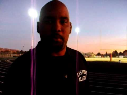 Las Vegas Allstar Football Game : Snoop vs. Nevada Youth Football League 2011