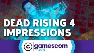 Dead Rising 4 Campaign Impressions