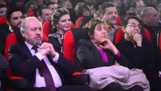 أجواء حفل تكريم الموسيقار الجزائري نوبلي فاضل بمهرجان الفيلم العربي المتوج بقسنطينة