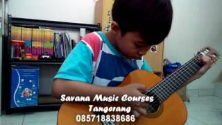 Jasa kursus gitar untuk anak anak dan dewasa wilayah tangerang dan sekitarnya