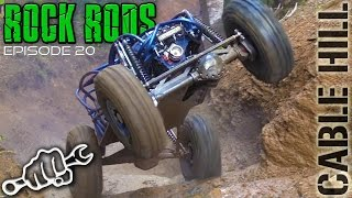 CABLE HILL SRRS Grey Rock - Rock Rods Episode 20