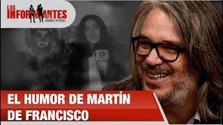 Martín de Francisco, sin ninguna pena, ahora se burla de sí mismo - Los Informantes thumbnail