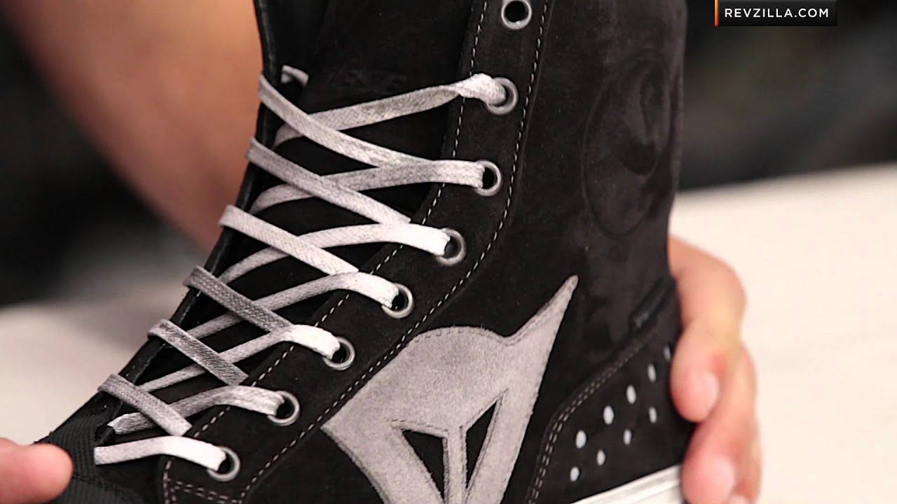 Dainese Street Biker D Wp Shoes Review At Revzilla Com