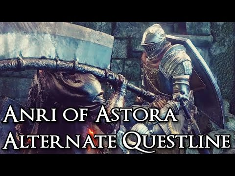 Dark Souls 3 Anri of Astora Alternate Questline [1080p HD]