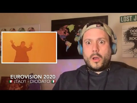 🇮🇹Eurovision 2020 Reaction Series to ITALY!🇮🇹