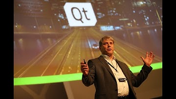 2017 Welcome to Qt World Summit 2017