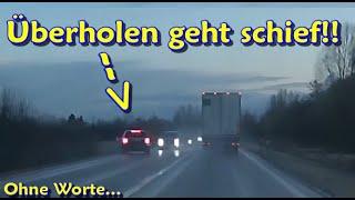 Fahrschule nimmt Vorfahrt, Porsche-Raser, extrem gefährliches Überholen | DDG Dashcam Germany | #245