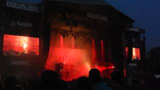 Marilyn Manson - Beautiful People Download Festival 2015