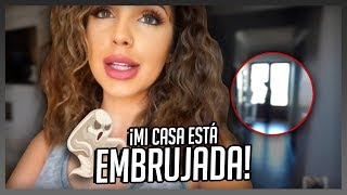 STORY TIME PARANORMAL!  - MI CASA ESTA EMBRUJADA!! Video