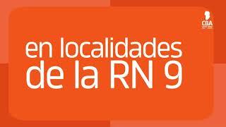 Restricciones gastronómicas para localidades en el corredor Ruta 9