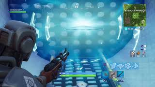 Fortnite THEORY ABOUT SEASON 7 and the SKIN M.I.R. A + MYSTERIOUS PORTAL IN the GROVE